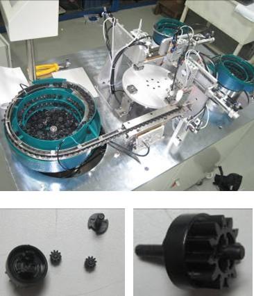 离合器自动组装机