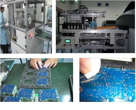 SMT产线组装设备