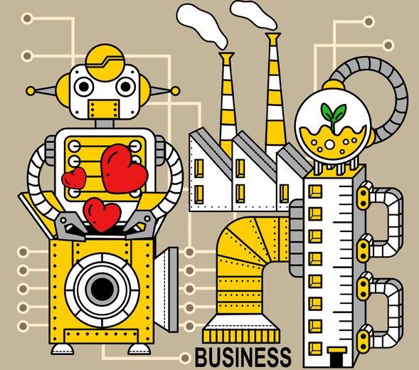 未来5年内 将脱颖而出的机器人企业