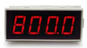 二线制无源型可编程控制4-20mA回路数显表