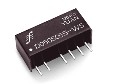 DC-DC 隔离电源/信号隔离放大器