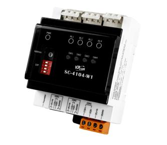 泓格科技发布新产品——SC-4104-W1