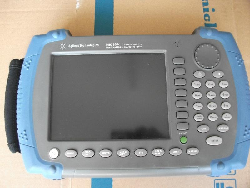 安捷伦AgilentN9330B N9330B天馈线分析仪N9330B