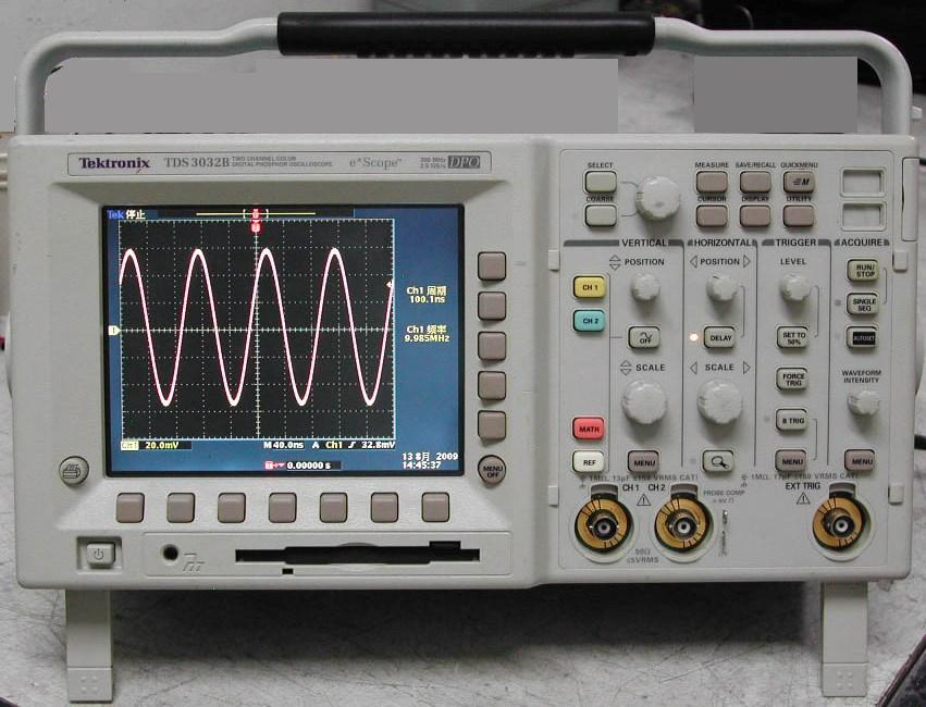 泰克TDS3032 TDS3032B示波器TDS3012B
