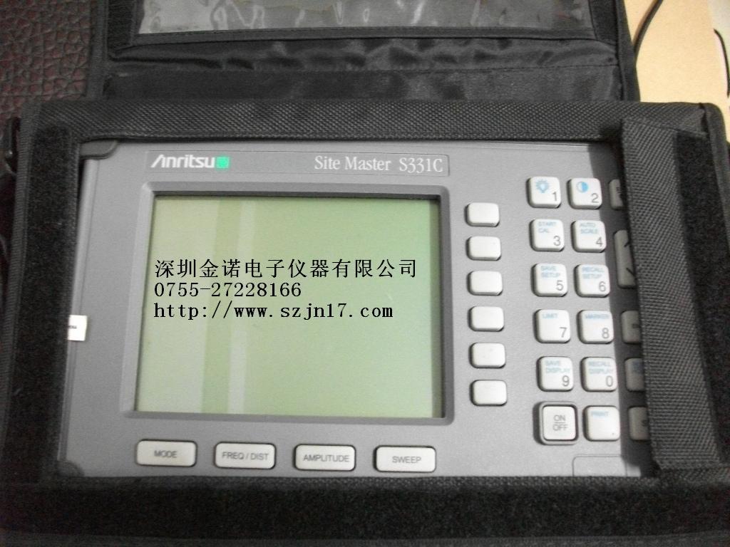 日本安立S331D S331C S331D天馈线测试仪