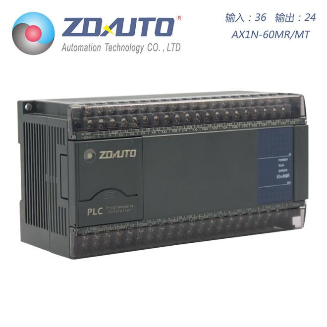 智达PLC AX1N-60MR 兼容三菱 可扩展