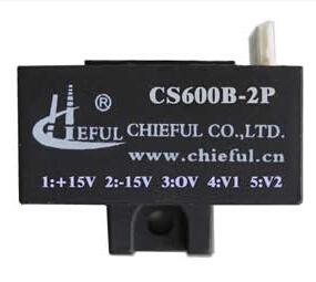 CS600B-2P系列霍尔电流传感器