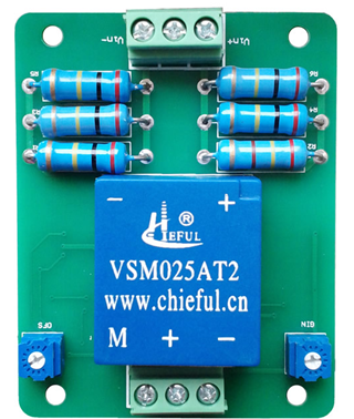 A-VSM800DAT系列霍尔电压传感器