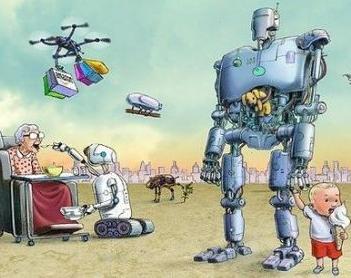 谷歌正打造机器人军团