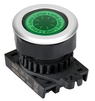 30 平面型/嵌入型指示灯