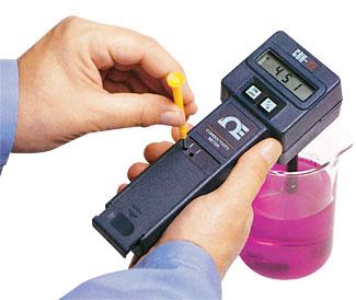 OMEGA 四量程便携式数字电导率仪  CDH-80MS
