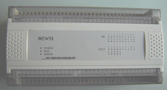 黄石科威 中心打卷张力PLC EC-16M12R-04K02B-6P