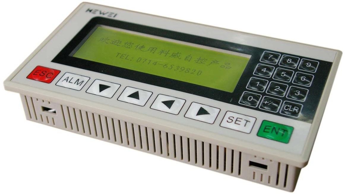 黄石科威 文本显示器 WSP-0301-24