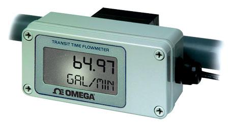 OMEGA  时差式超声波流量计  FDT-30系列