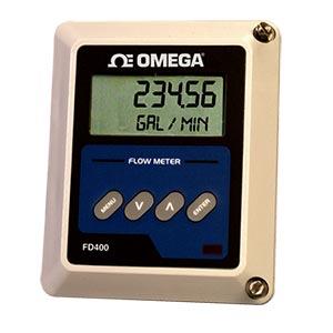 OMEGA 超声波多普勒流量计 FD-400系列