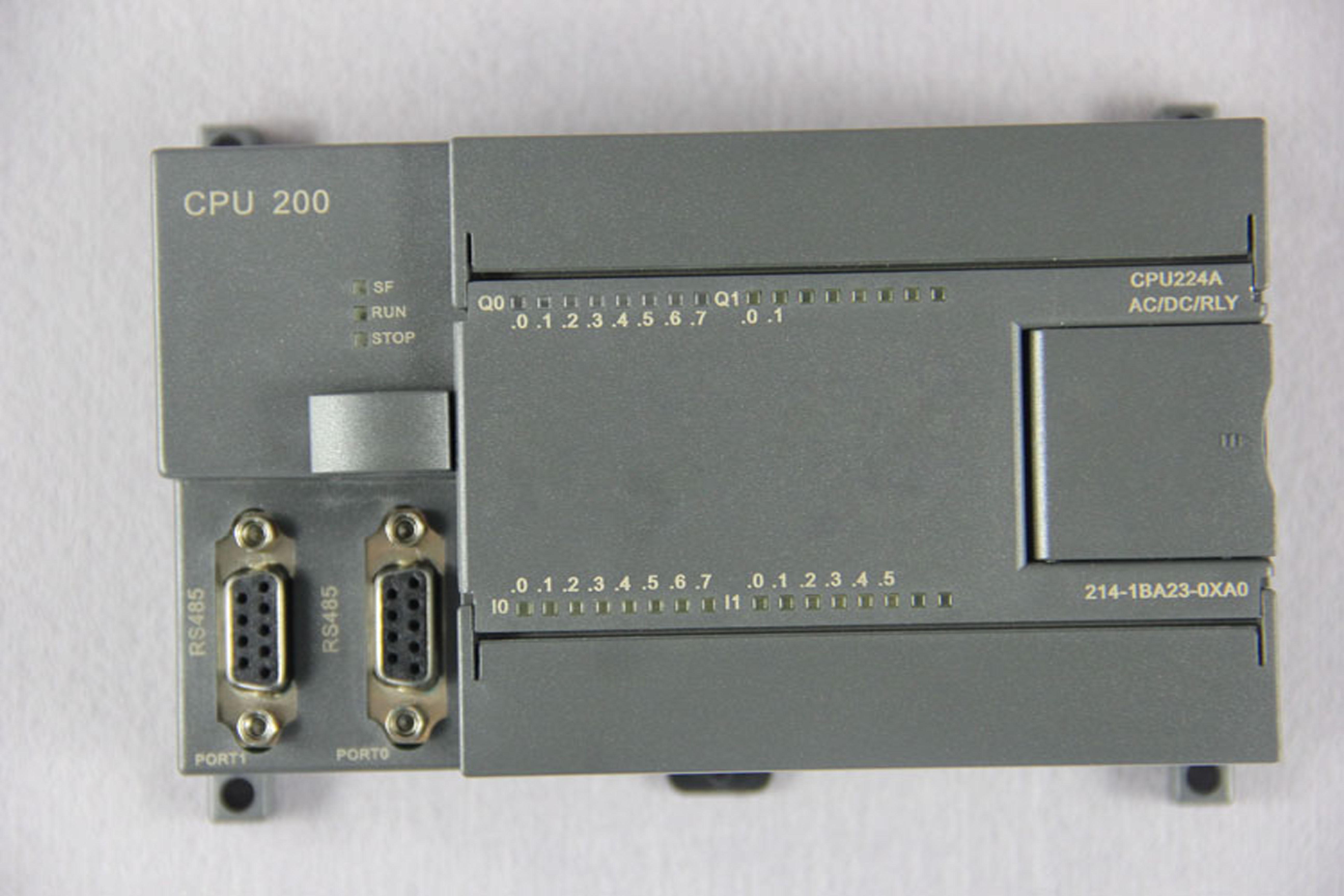 CPU 224A继电器