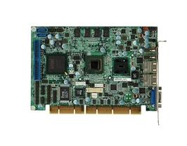威強電-半長卡 SBC 單板電腦 PCISA-945GSE