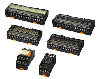 继电器端子台 ABS 系列