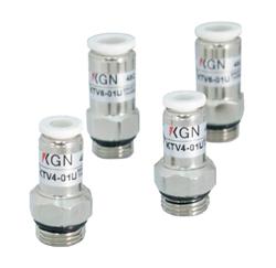 飞泰(KGN)KGN 空压系统辅助组件 接头阀
