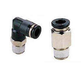 飞泰KGN 空压系统辅助组件 标准快速接头(管径TubeΦ10~Φ12)