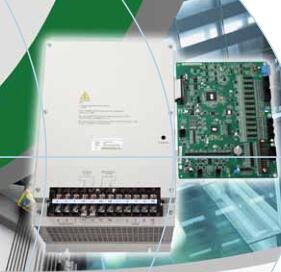 艾默生 IEL01 Brochure 电梯专用驱动器