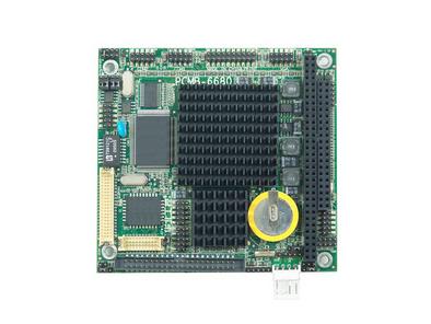 华北工控-PCMB-6680 PC104主板