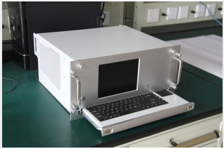 5U 8槽风冷CPCI一体化上架平台 SWC015