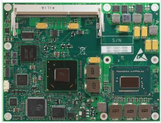 Intel Atom 低功耗COM EXPRESS模块 SWX720501