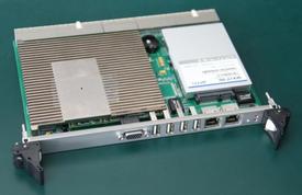 Intel酷睿双核SP9300低功耗6U CPCI主板 SWX740505
