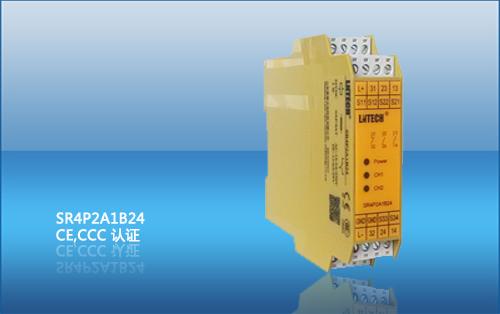 莱恩-安全继电器 SR4P2A1B24为工业安全提供保障