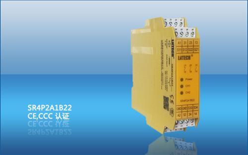 莱恩-安全继电器 SR4P2A1B22为工业安全提供保障