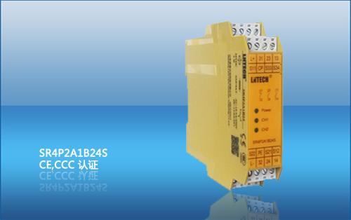 莱恩-安全继电器 SR4P2A1B24S-为工业安全提供保障