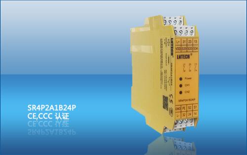 莱恩-安全继电器 SR4P2A1B24P