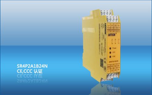 莱恩-安全继电器 SR4P2A1B24N为工业安全提供保障