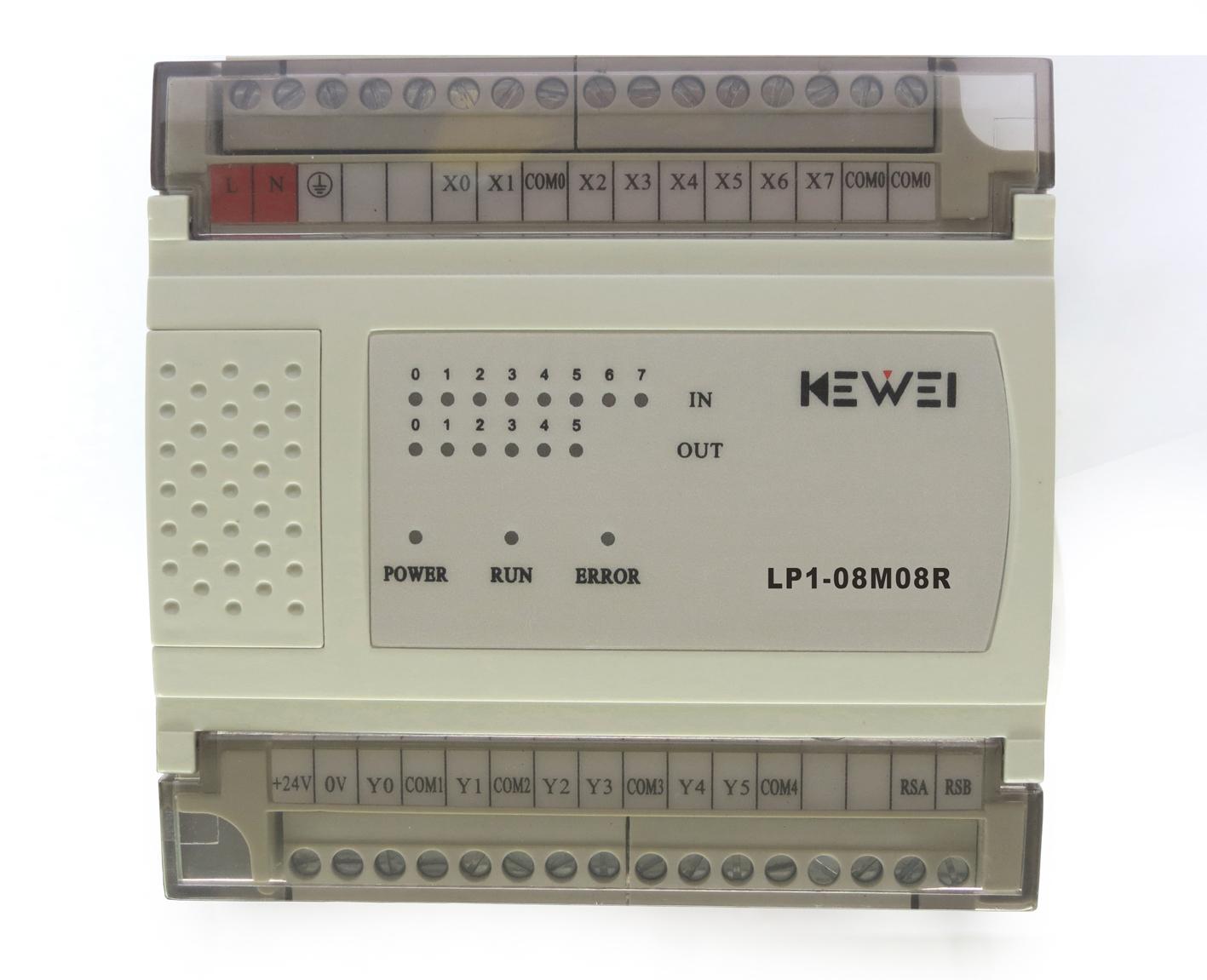 黄石科威 LP1系列主机 LP1-08M08R