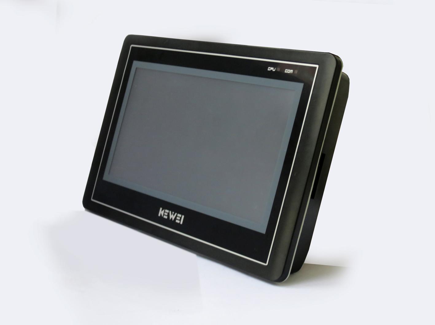 黄石科威 文本显示器(字符屏)产品 WSP—0301—24L