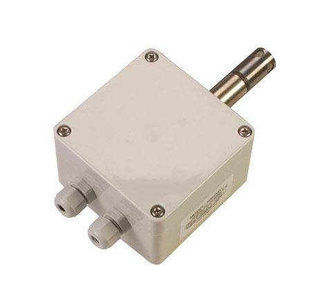 OMEGA温度变送器可选带双内置显示屏的壁挂式、管道安装和远程探头型号
