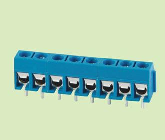 螺钉式pcb接线端子kf301-5