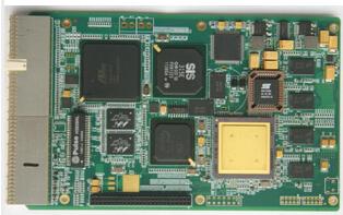 龙芯2J 3U CPCI主板 SWM820501