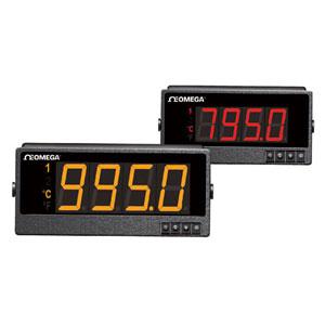 OMEGA大显示屏仪表和PID控制器