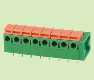 弹簧式pcb接线端子kf142r-5.08/7.62