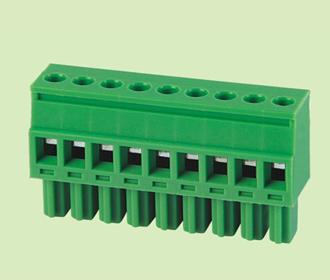 插拔式PCB接线端子KF2EDGKA-3.5/3.81
