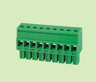 插拔式PCB接线端子KF2EDGKB-3.5/3.81