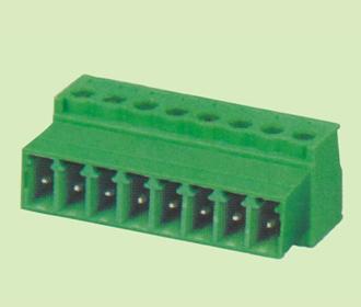 插拔式PCB接线端子KF2EDGRK-3.81
