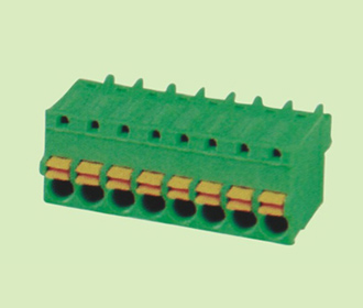 插拔式PCB接线端子KF2EDGKD-3.5/3.81