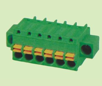 插拔式PCB接线端子KF2EDGKDM-3.5/3.81