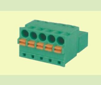 插拔式PCB接线端子KF2EDGKDR-3.5/3.81