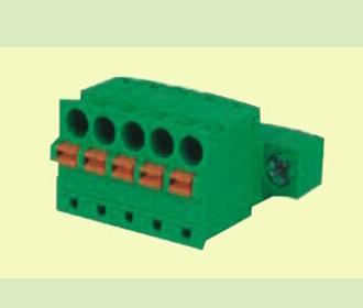 插拔式PCB接线端子KF2EDGKDRM-3.5/3.81