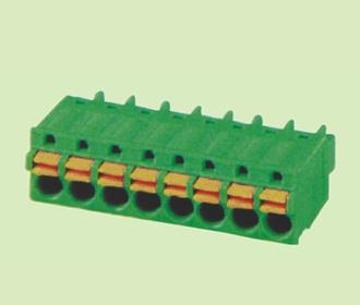 插拔式PCB接线端子KF2EDGKN-3.5/3.81
