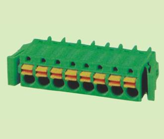 插拔式PCB接线端子KF2EDGKNG-3.5/3.81